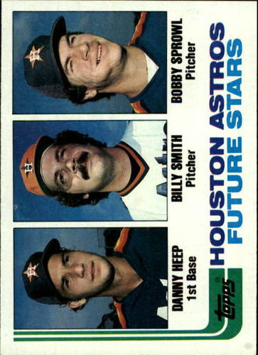 Photo of 1982 Topps #441 Danny Heep/Billy Smith RC/Bobby Sprowl