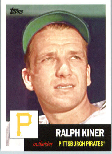 Photo of 2016 Topps Archives #81 Ralph Kiner