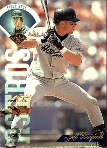 Photo of 1995 Leaf #119 Jeff Bagwell
