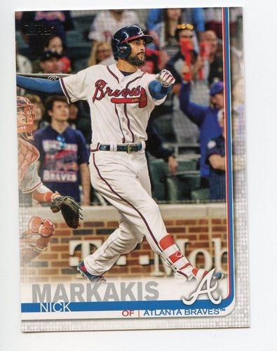 Photo of 2019 Topps #350 Nick Markakis