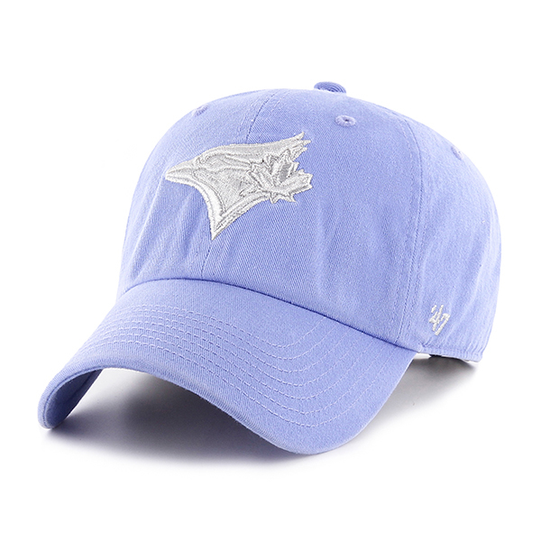 Toronto Blue Jays Youth Metallic Oyster Clean Cap by '47 Brand