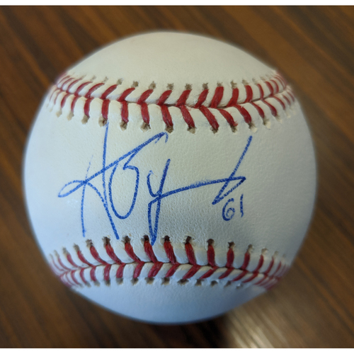 Photo of Austin Wynns - Autographed Baseball