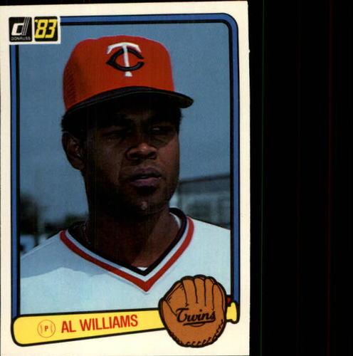 Photo of 1983 Donruss #508 Al Williams