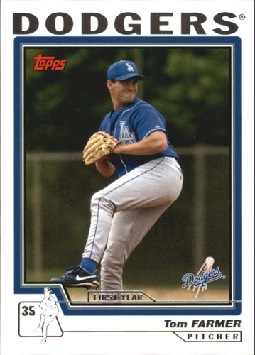 Photo of 2004 Topps Traded #T211 Tom Farmer FY RC