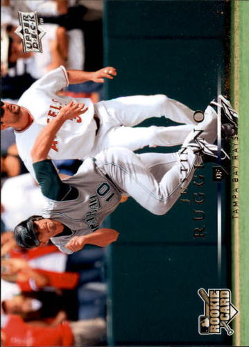 Photo of 2008 Upper Deck #339 Justin Ruggiano RC