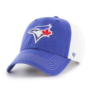 Toronto Blue Jays Circadian Clean Up Adjustable Cap Royal by '47 Brand