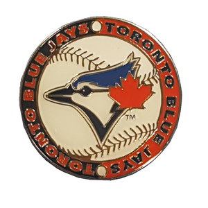 Toronto Blue Jays Baseball Button Lapel Pin by Aminco