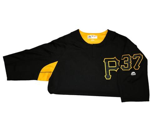 #37 Team-Issued Batting Practice Jersey