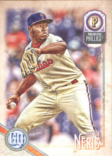 Photo of 2018 Topps Gypsy Queen #258 Hector Neris