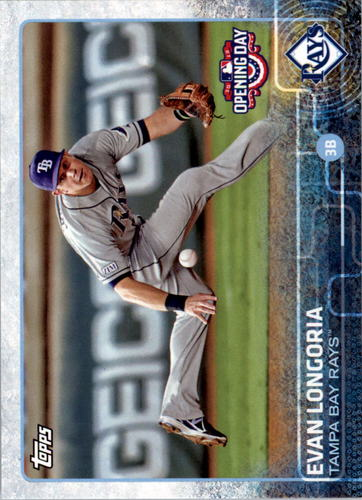 Photo of 2015 Topps Opening Day #99 Evan Longoria