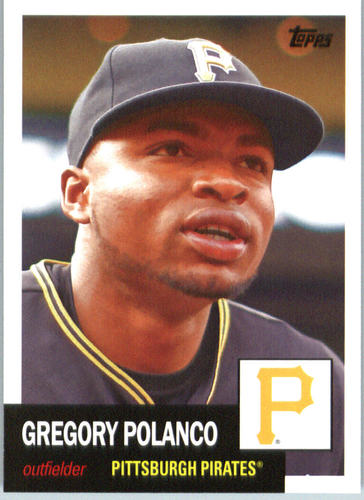 Photo of 2016 Topps Archives #84 Gregory Polanco