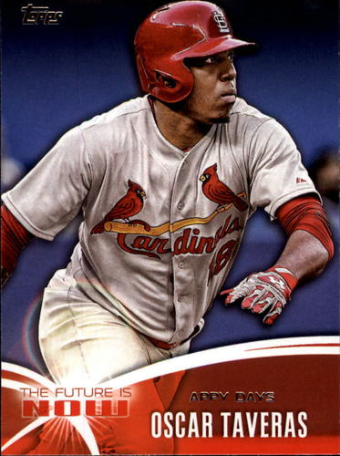 Photo of 2014 Topps The Future is Now #FNOT2 Oscar Taveras UPD