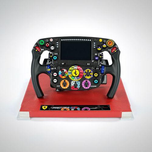 Photo of Ferrari 2018 1:1 Scale Model Steering Wheel
