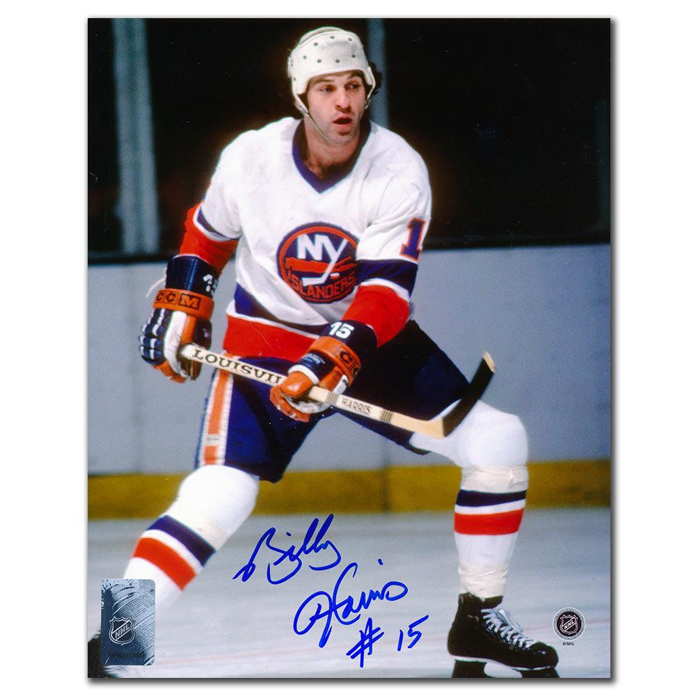 Billy Harris New York Islanders Autographed 8x10