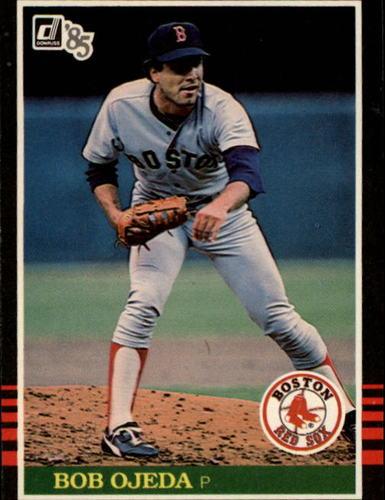 Photo of 1985 Donruss #371 Bob Ojeda