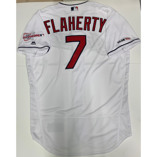 Photo of Ryan Flaherty Team Issued 2019 Home Jersey