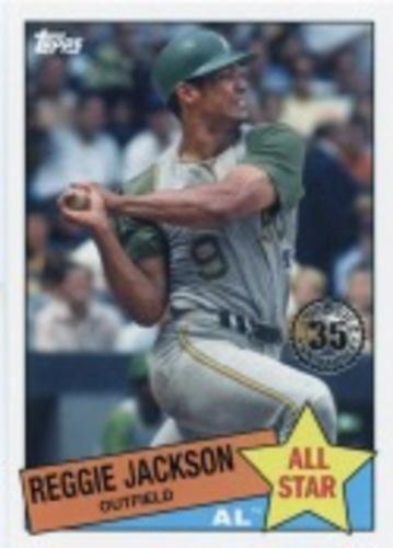 Photo of 2020 Topps '85 Topps All Stars #85AS5 Reggie Jackson