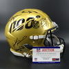 Surprise School Funding In Partnership With Extra Yard For Teachers + Win Helmet signed by multiple members of the NFL 100 Team such as Peyton Manning & Ronnie Lott + Footballs signed by CFP Champions Ezekiel Elliot & Mike Williams