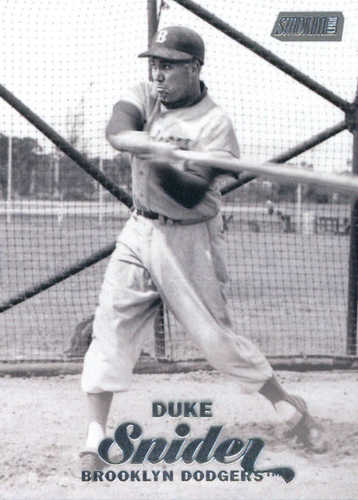Photo of 2017 Stadium Club #206 Duke Snider