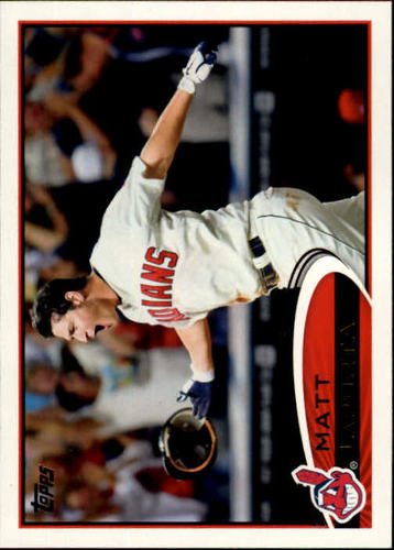 Photo of 2012 Topps #314 Matt LaPorta