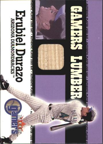 Photo of 2000 Fleer Gamers Lumber #16 Erubiel Durazo