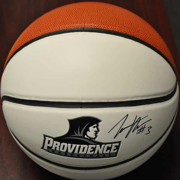 Photo of Providence College - Kris Dunn #3 Signed Basketball