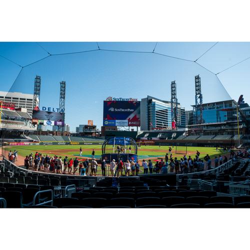 Photo of 2019 Atlanta Braves Batting Practice Experience