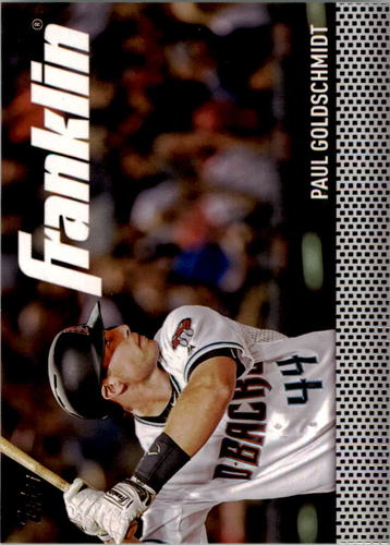 Photo of 2016 Topps Update Team Franklin #TF5 Paul Goldschmidt