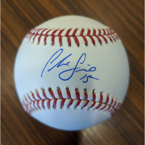 Photo of Chance Sisco - Autographed Baseball