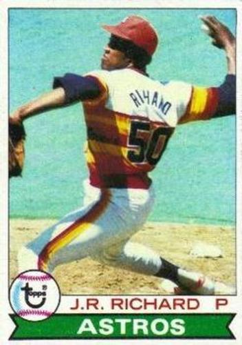 Photo of 1979 Topps #590 J.R. Richard