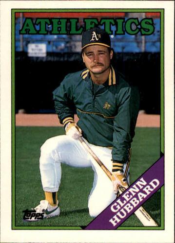 Photo of 1988 Topps Traded #53T Glenn Hubbard