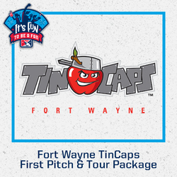 Photo of Fort Wayne TinCaps First Pitch & Tour Package