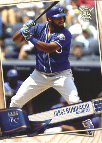 Photo of 2019 Topps Big League #130 Jorge Bonifacio