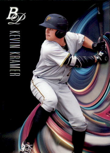 Photo of 2018 Bowman Platinum Top Prospects #TOP44 Kevin Kramer