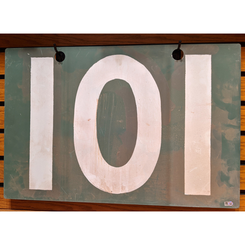 Photo of 2018 Red Sox 101 Wins AL East Standings Scoreboard Sign