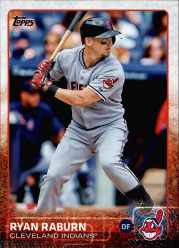 Photo of 2015 Topps #473 Ryan Raburn