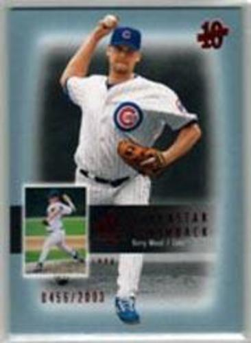 Photo of 2003 SP Authentic Superstar Flashback #SF16 Kerry Wood