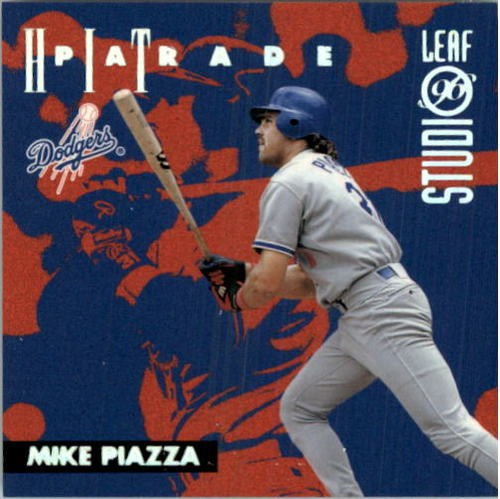 Photo of 1996 Studio Hit Parade #6 Mike Piazza