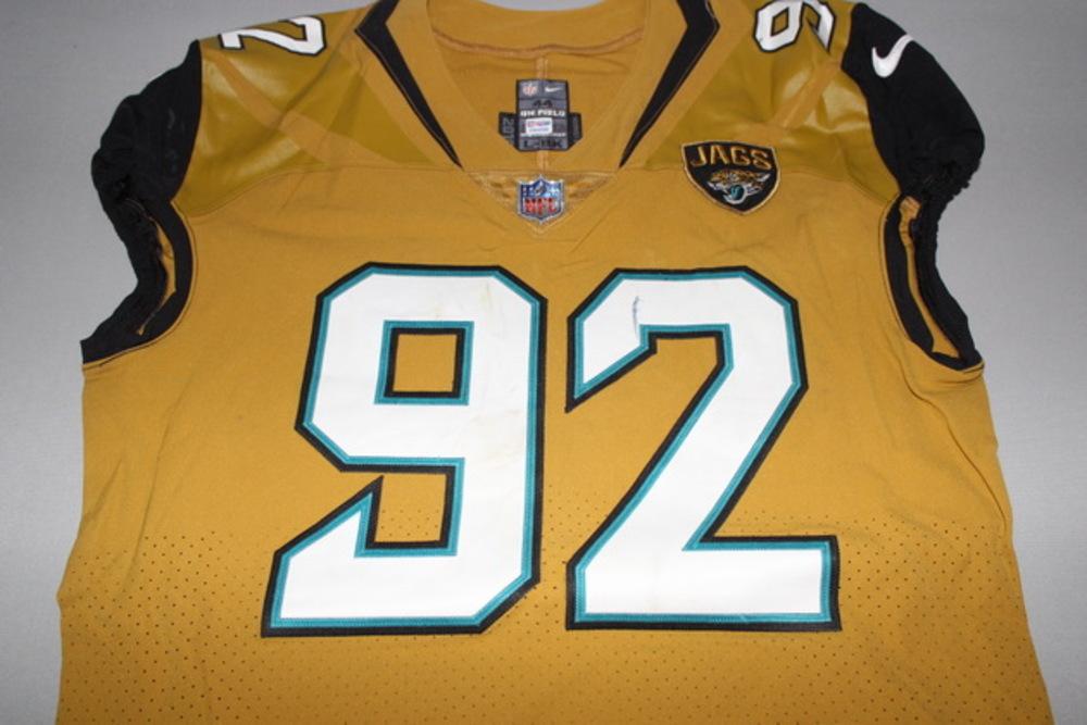 sheldon day jaguars jersey