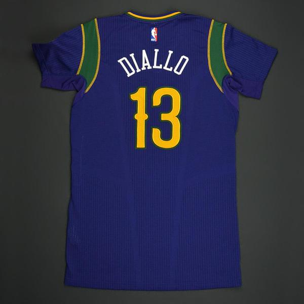 Awesome Site To Buy 8a108 464d0 Cheick Diallo 13 New Orleans