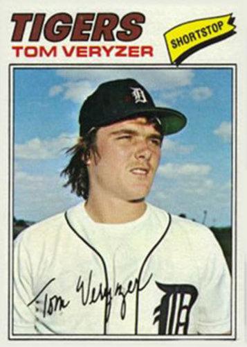 Photo of 1977 Topps #145 Tom Veryzer