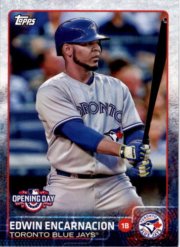 Photo of 2015 Topps Opening Day #101 Edwin Encarnacion
