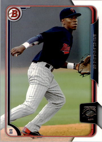 Photo of 2015 Bowman Prospects #BP75 Nick Gordon