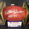 HOF - Chargers Kellen Winslow Signed Authentic Football