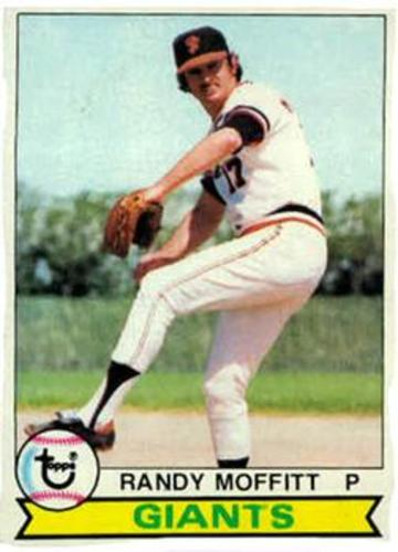 Photo of 1979 Topps #62 Randy Moffitt
