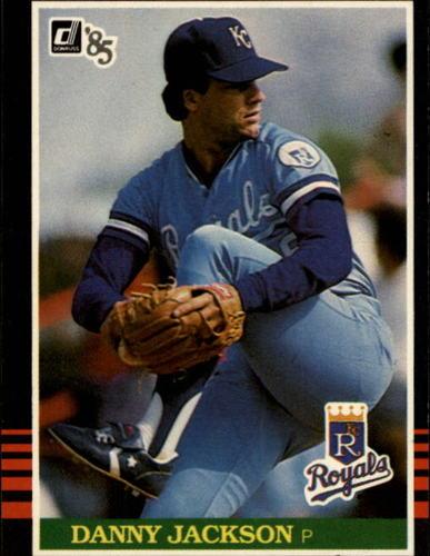 Photo of 1985 Donruss #374 Danny Jackson