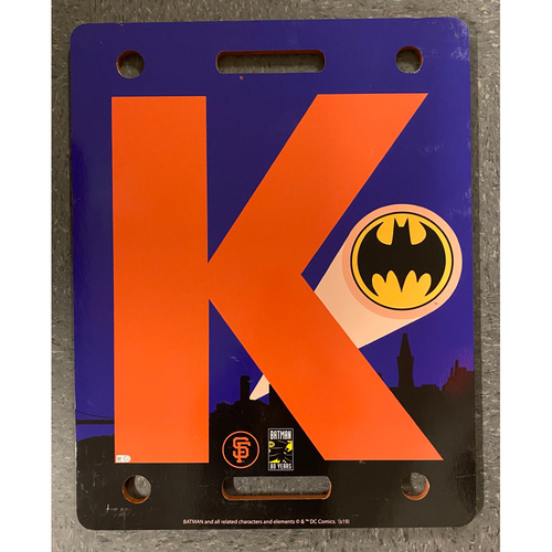 Photo of 2019 Batman 80th Anniversary K Board