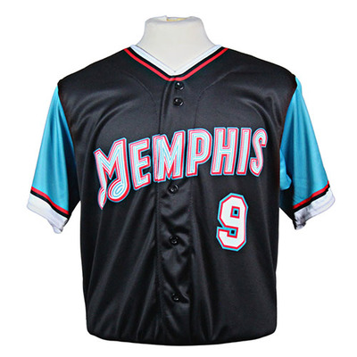 Number 9 2021 Grizzlies-themed Jersey