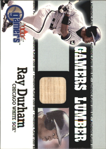 Photo of 2000 Fleer Gamers Lumber #17 Ray Durham