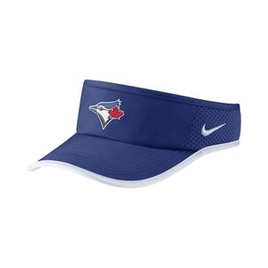 Toronto Blue Jays Aerobill Adjustable Visor by Nike